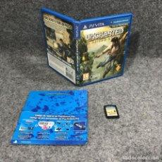 Videojuegos y Consolas PS Vita: UNCHARTED EL ABISMO DE ORO SONY PSVITA. Lote 242210410