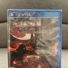 Videojuegos y Consolas PS Vita: BLOODSTAINED CURSE OF THE MOON PS VITA. Lote 244449685