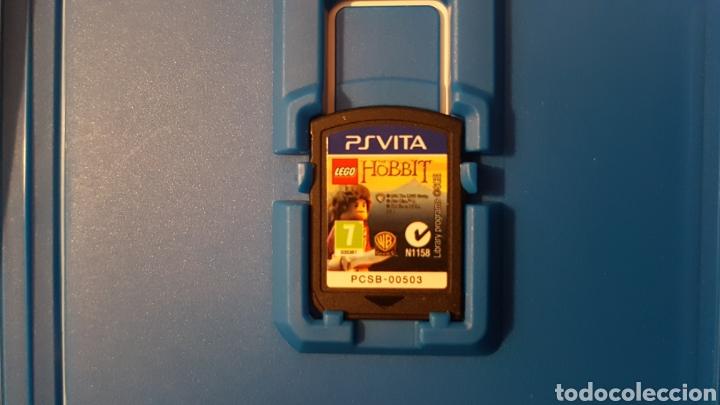 Videojuegos y Consolas PS Vita: PSVita - Lego El Hobbit - Foto 2 - 244455400