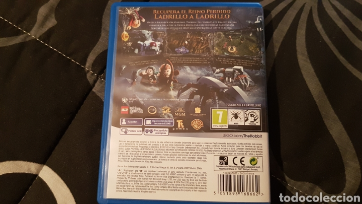 Videojuegos y Consolas PS Vita: PSVita - Lego El Hobbit - Foto 4 - 244455400
