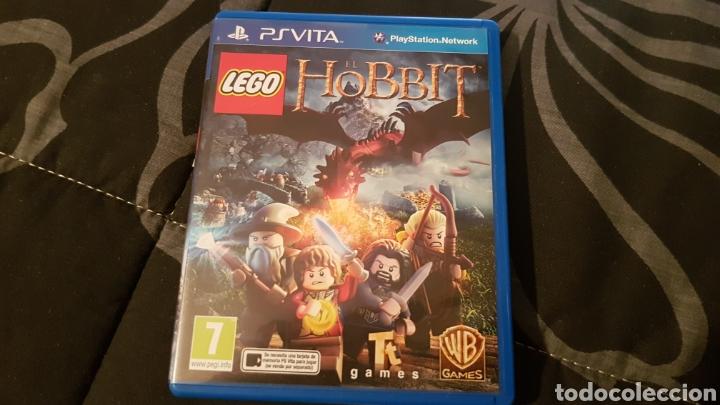 PSVITA - LEGO EL HOBBIT (Juguetes - Videojuegos y Consolas - Sony - PS Vita)