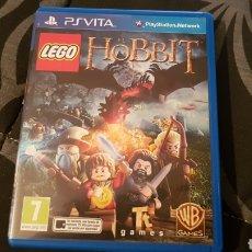 Videojuegos y Consolas PS Vita: PSVITA - LEGO EL HOBBIT. Lote 244455400