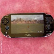 Videojuegos y Consolas PS Vita: CONSOLA SONY PS VITA INCLUYE CARGADOR. Lote 249326190