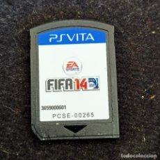 Videojuegos y Consolas PS Vita: PSVITA PS VITA FIFA 14. Lote 265737669