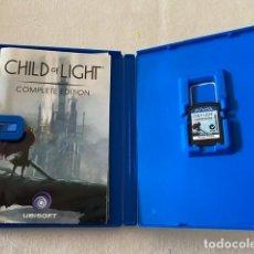 Videojuegos y Consolas PS Vita: CHILD OF LIGHT SONY PLAYSTATION VITA PS VITA PAL ESPANA COMPLETO. Lote 252463450
