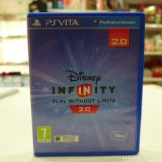 Videojuegos y Consolas PS Vita: JUEGO DE PS VITA DISNEY INFINITY. Lote 252720615