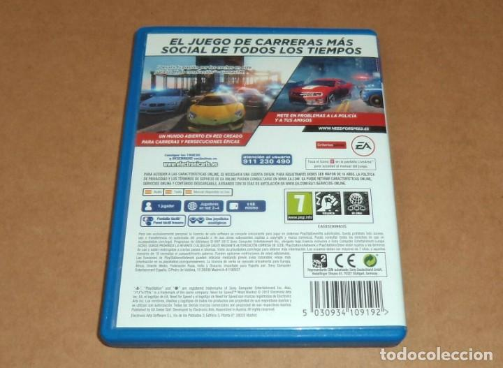 Videojuegos y Consolas PS Vita: Need For Speed : Most Wanted para Sony PSVita / Vita , Pal - Foto 2 - 253180385
