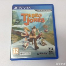 Videojuegos y Consolas PS Vita: TADEO JONES. Lote 254541405