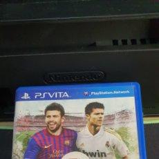 Videojuegos y Consolas PS Vita: SONY PSVITA FIFA FOOTBALL. Lote 260711830