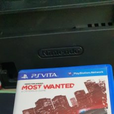 Videojuegos y Consolas PS Vita: SONY PSVITA NEED FOR SPEED MOST WANTED. Lote 261847625