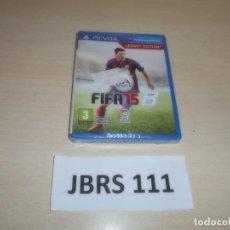Videojuegos y Consolas PS Vita: PSP VITA - FIFA 15 LEGACY EDITION , PAL ESPAÑOL , PRECINTADO. Lote 262052095