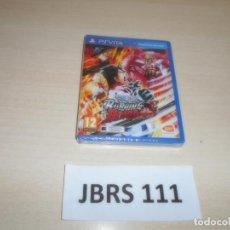 Videojuegos y Consolas PS Vita: PSP VITA - ONE PIECE -BURNING BLOOD , PAL ESPAÑOL , PRECINTADO. Lote 262052360