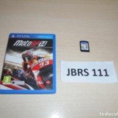 Videojuegos y Consolas PS Vita: PSP VITA - MOTO GP 14 , PAL ESPAÑOL , COMPLETO. Lote 264753179