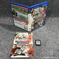 Videojuegos y Consolas PS Vita: VIRTUA TENNIS 4 EDICION WORLD TOUR SONY PSVITA. Lote 269685508