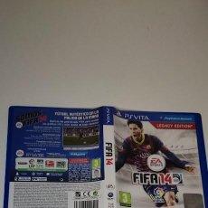 Videojuegos y Consolas PS Vita: FIFA 14 SONY PS VITA. Lote 277640403