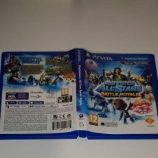 Videojuegos y Consolas PS Vita: PLAYSTATION ALL-STARS BATLLE ROYALE SONY PS VITA. Lote 277640698