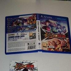 Videojuegos y Consolas PS Vita: STREET FIGHTER X TEKKEN SONY PS VITA. Lote 277640803