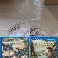 Videojuegos y Consolas PS Vita: UNCHARTED PS VITA. Lote 277640883