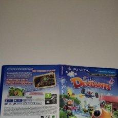 Videojuegos y Consolas PS Vita: LITTLE DEVIANTS SONY PS VITA. Lote 277641368