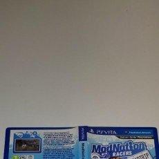 Videojuegos y Consolas PS Vita: MODNATION RACERS SONY PS VITA. Lote 277641713