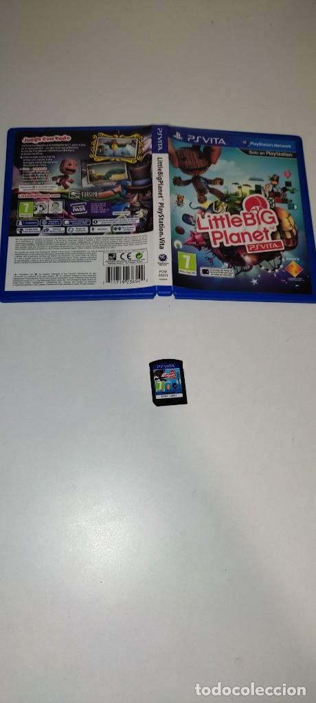 LITTLE BIG PLANET SONY PS VITA (Juguetes - Videojuegos y Consolas - Sony - PS Vita)