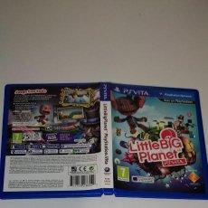 Videojuegos y Consolas PS Vita: LITTLE BIG PLANET SONY PS VITA. Lote 277641818