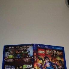 Videojuegos y Consolas PS Vita: LEGO HARRY POTTER 5-7 AÑOS SONY PS VITA. Lote 277642213