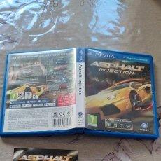 Videojuegos y Consolas PS Vita: ASPHALT INJECTION SONY PS VITA. Lote 277643063
