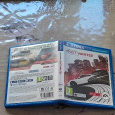 Videojuegos y Consolas PS Vita: NEED FOR SPEED MOST WANTED SONY PS VITA. Lote 277643183