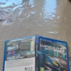 Videojuegos y Consolas PS Vita: WIPEOUT 2048 SONY PS VITA. Lote 277643318