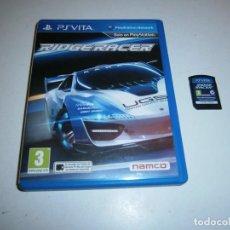 Videojuegos y Consolas PS Vita: RIDGE RACER PS VITA. Lote 277664828
