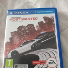 Videojuegos y Consolas PS Vita: NEED FOR SPEED MOST WANTED PS VITA. Lote 279355588