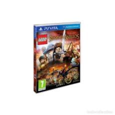 Videojuegos y Consolas PS Vita: LEGO EL SEÑOR DE LOS ANILLOS - PS VITA. Lote 285831358