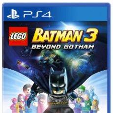 Videojuegos y Consolas PS Vita: LEGO BATMAN 3 MÁS ALLÁ DE GOTHAM - PS VITA. Lote 285831428