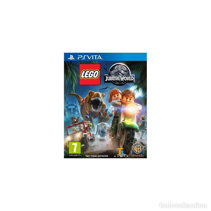 LEGO JURASSIC WORLD - PS VITA (Juguetes - Videojuegos y Consolas - Sony - PS Vita)