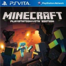 Videojuegos y Consolas PS Vita: MINECRAFT - PS VITA. Lote 285831798