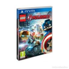 Videojuegos y Consolas PS Vita: LEGO MARVEL VENGADORES - PS VITA. Lote 285831858