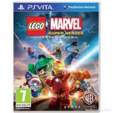 Videojuegos y Consolas PS Vita: LEGO MARVEL SUPERHEROES - PS VITA. Lote 285831863