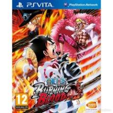 Videojuegos y Consolas PS Vita: ONE PIECE BURNING BLOOD - PS VITA. Lote 285831898