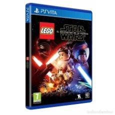 Videojuegos y Consolas PS Vita: LEGO STAR WARS EL DESPERTAR DE LA FUERZA - PS VITA. Lote 285831923