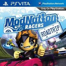 Videojuegos y Consolas PS Vita: MODNATION RACERS: ROAD TRIP - PS VITA. Lote 285832013