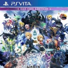 Videojuegos y Consolas PS Vita: WORLD OF FINAL FANTASY DAY ONE EDITION - PS VITA. Lote 285832128