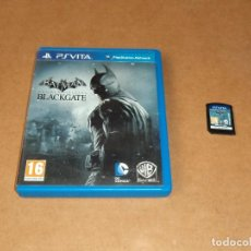 Videojuegos y Consolas PS Vita: BATMAN: ARKHAM ORIGINS BLACKGATE PARA SONY PSVITA / VITA. Lote 288190458