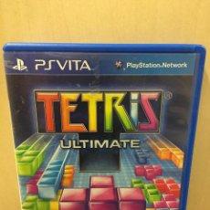 Videojuegos y Consolas PS Vita: TETRIS ULTIMATE - PS VITA (2ª MANO - BUENO). Lote 288424418