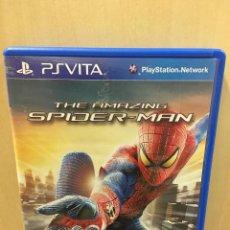 Videojuegos y Consolas PS Vita: THE AMAZING SPIDER-MAN - PS VITA (2ª MANO - BUENO). Lote 288424433