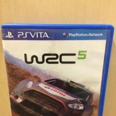 Videojuegos y Consolas PS Vita: WORLD RALLY CHAMPIONSHIP 5 - PS VITA (2ª MANO - BUENO). Lote 288424468