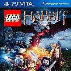 Videojuegos y Consolas PS Vita: LEGO EL HOBBIT - PSVITA (2ª MANO - BUENO). Lote 288424493