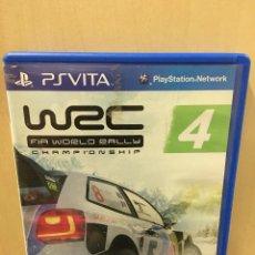Videojuegos y Consolas PS Vita: WRC 4 - PS VITA (2ª MANO - BUENO). Lote 288424533
