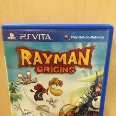 Videojuegos y Consolas PS Vita: RAYMAN ORIGINS - PS VITA (2ª MANO - BUENO). Lote 288424543
