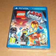 Videojuegos y Consolas PS Vita: LEGO LALEGOPELICULA , A ESTRENAR PARA SONY PSVITA / VITA , PAL. Lote 289302118